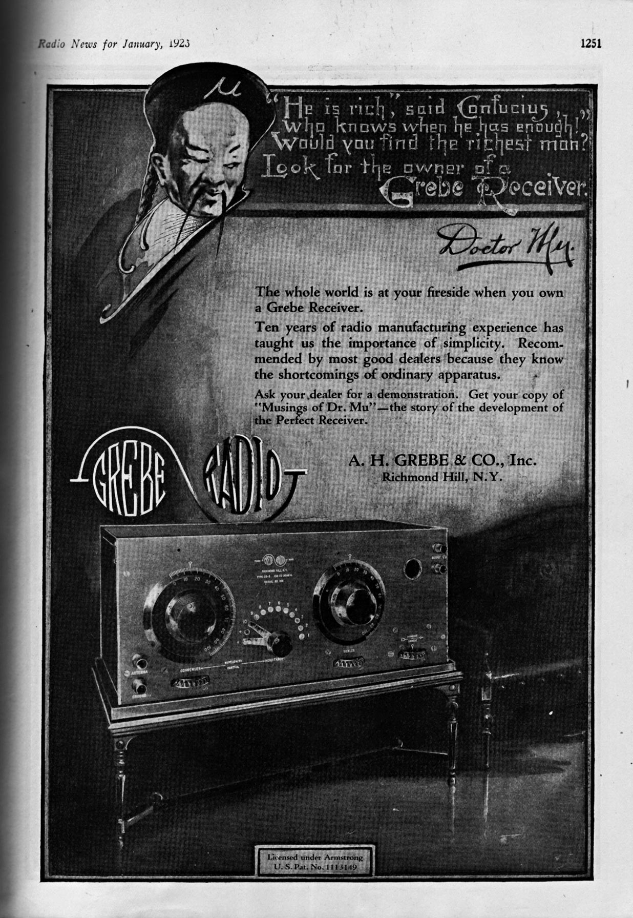 radio in 1920s Remembered for its speakeasies, flappers, prohibition, music, social change,  automobile craze, and advancements in radio, television, and film, the 1920s.